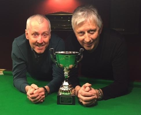 John Hunter (left) and Steve Ashton