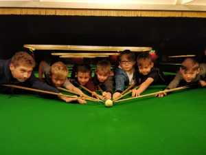 salisbury snooker juniors